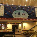 custom large format trade show banner